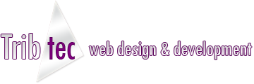 Tribtec Web Design Galway - website design and web development