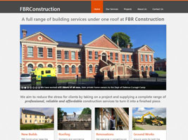 FBR Construction Services Kildare